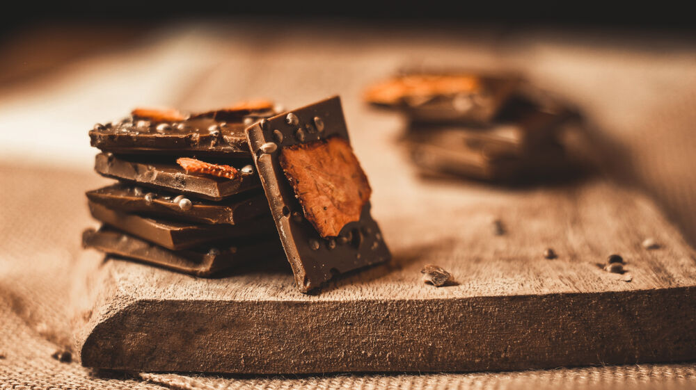 Hanf-Schokolade