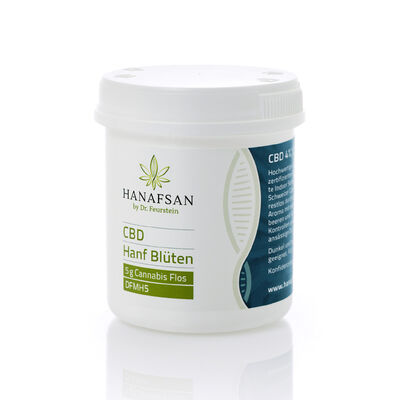 Verpackung der Cannabis Flos DFMH5