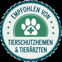 Tierschutz Tierarzt Qualitaets Siegel HANAFSAN