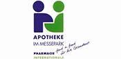 Logo Apotheke im Messepark