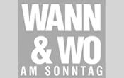 Logo von Wann und Wo